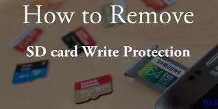 How to Remove Write Protection in Micro SD Cards? – GO Info
